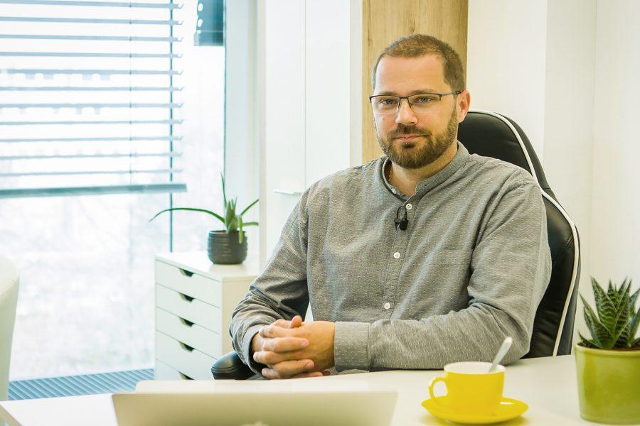 Rastislav Lajčák z DEFENDOOR: Dostanem sa na miesta bežne nedostupné
