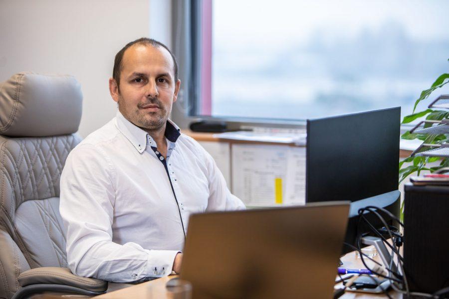 Marek Martinek z DEFENDOOR CZ: Jsme zárukou pro vysokou bezpečnost a sofistikované řešení vašich dveří